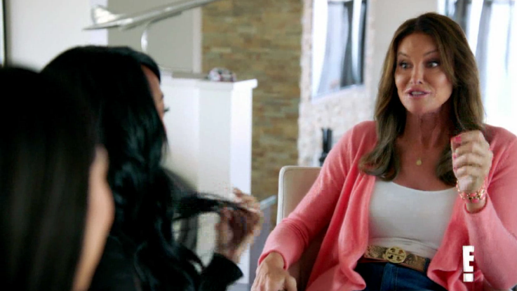 "Here's Caitlyn Jenner Practicing Her ""Feminine Voice"""
