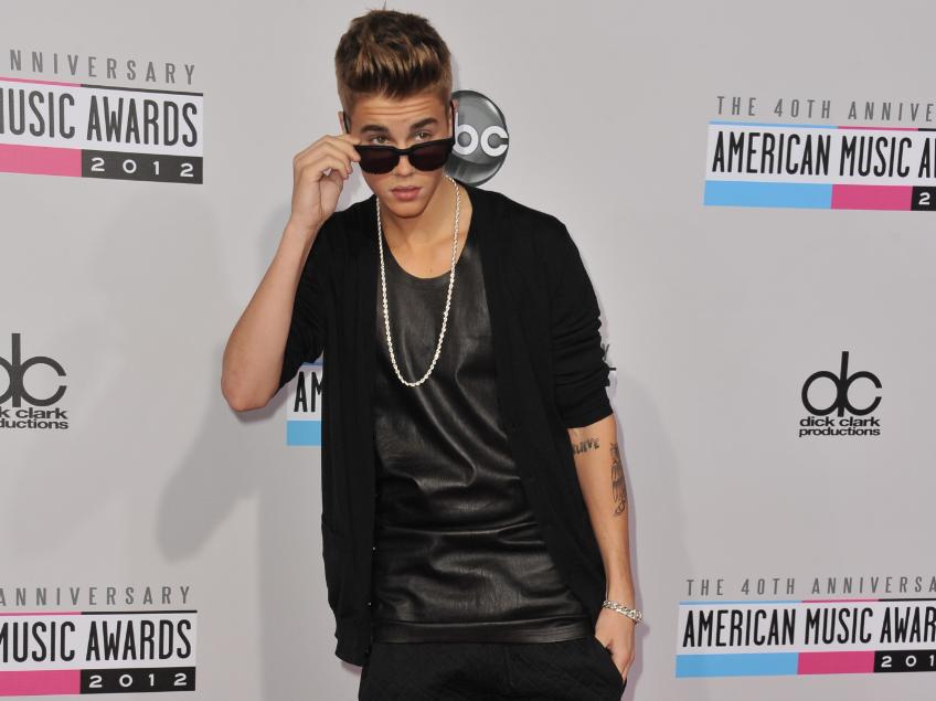Let's Talk About Justin Bieber's Ass