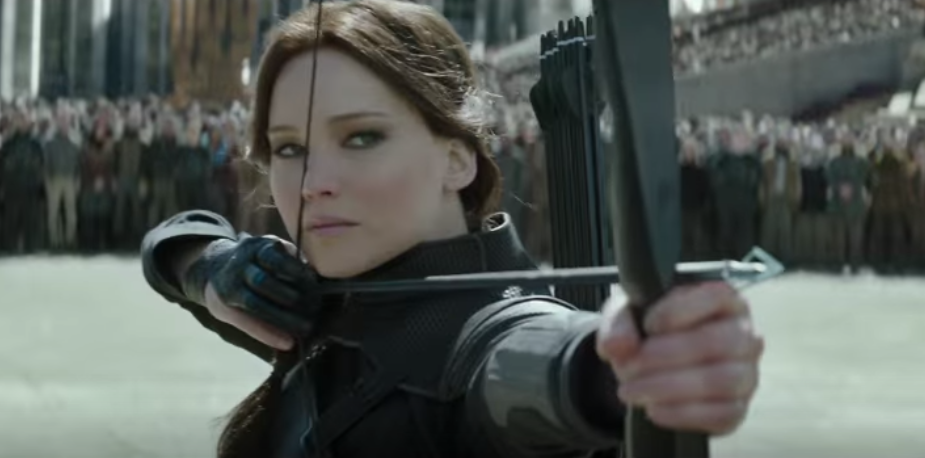 Hunger Games Promo Accidentally Slips In The C-Word