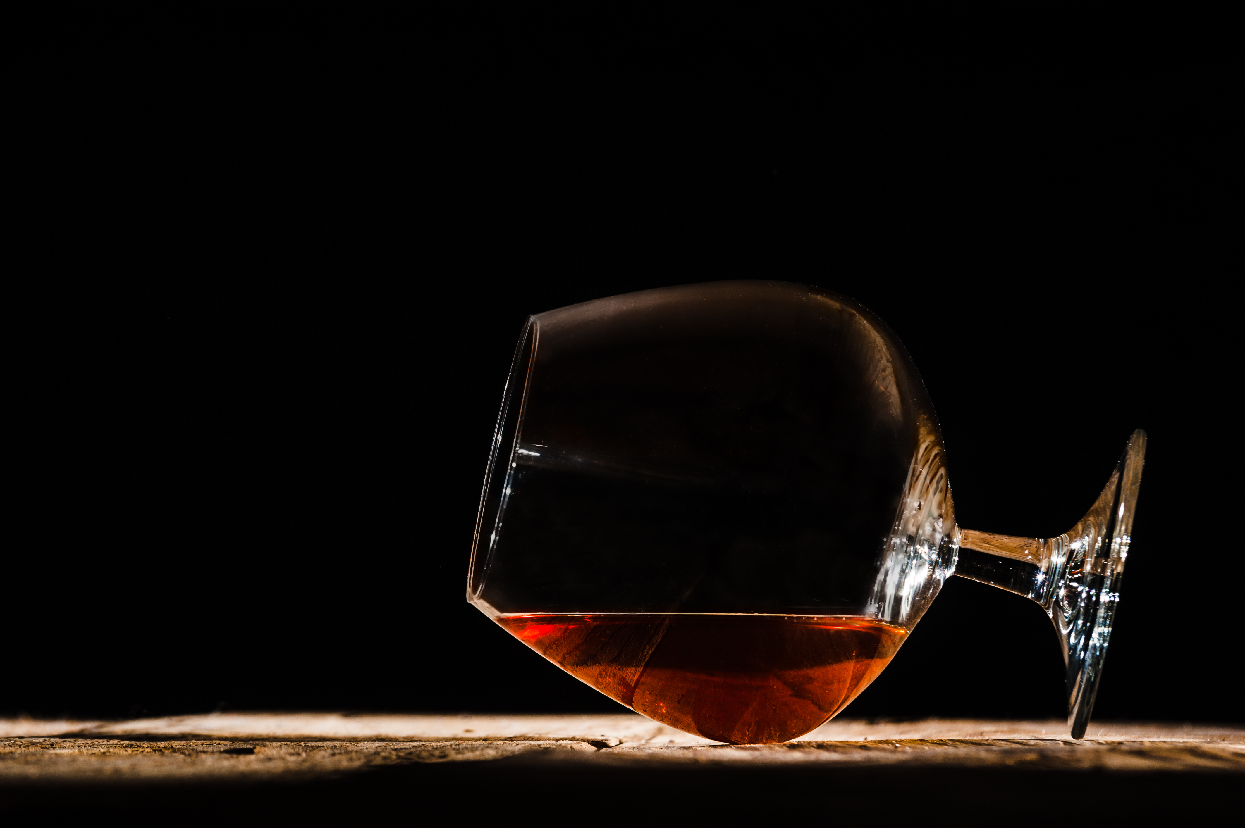 Unsung Hero Drinks Entire Bottle Of Cognac Because She Can't Take It On Plane