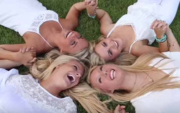 Amidst Recruitment Recruitment, Sorority Women Everywhere Still Support Alpha Phi