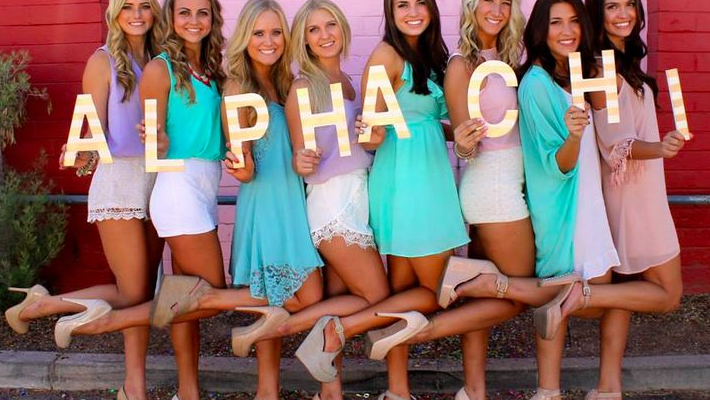 Total Sorority Move | Being the largest sorority on campus