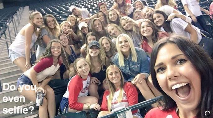"AXO At ASU Uses ""Embarrassing"" Selfie Video To Do Good"