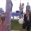 Feel All The Feels As This Four Year Old Serenades Her Mom Battling Cancer