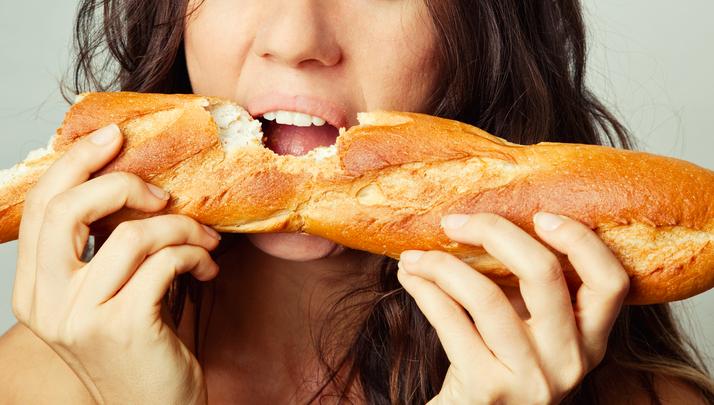 Vagina bread