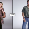 Watch 100 Years Of Fashion In  Under Three Minutes