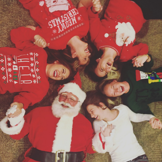 On The 12 Days Of Christmas, My Single Friends Gave To Me