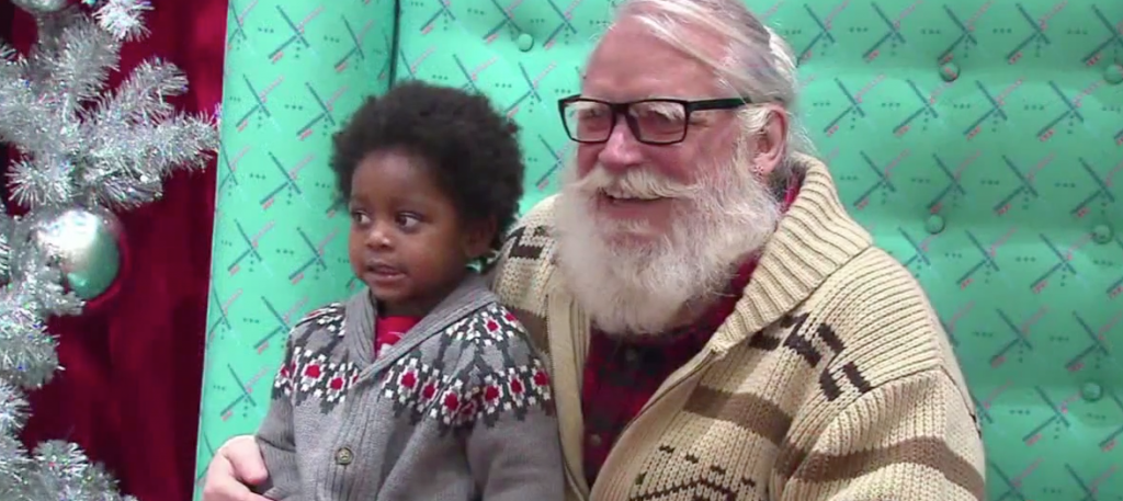 Hipster Santa Is Here To Ruin Christmas