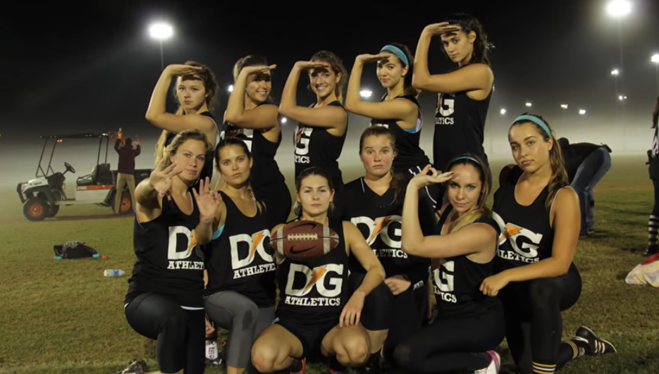 This Delta Gamma At FSU Would Humiliate Your Boyfriend On The Football Field