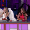 Here's Some Victoria's Secret Angels Eating Wings So Back Off Haters