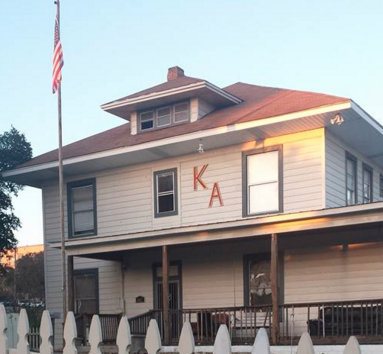 TX State Faculty Reports KA For BEING Vandalized And Doing A Finger Pistol