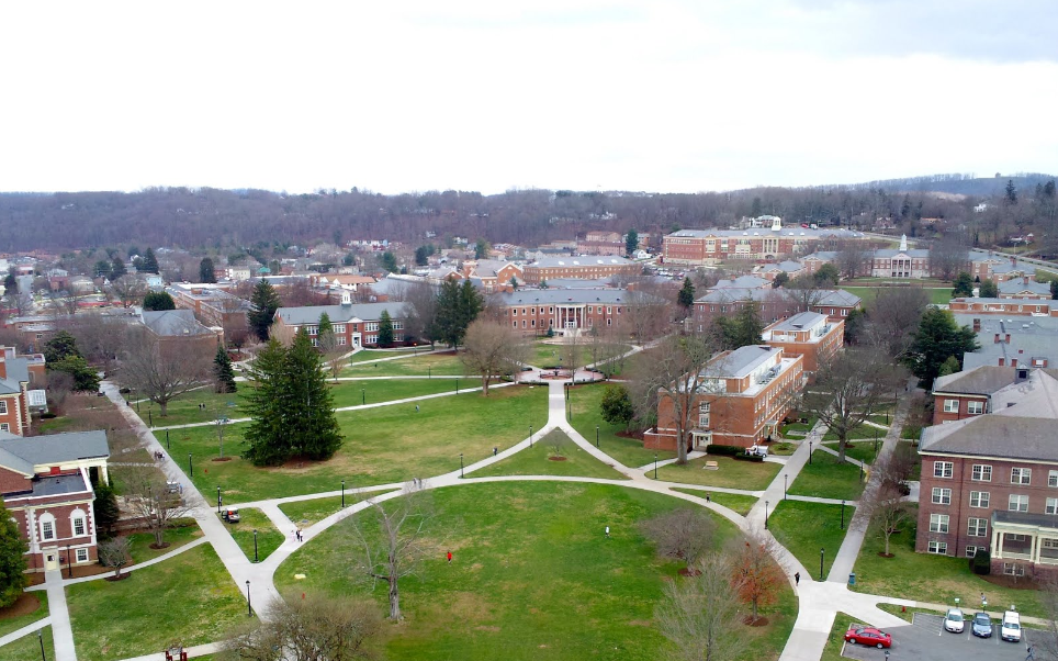 "Radford University Holds ""Men Can Stop Rape"" Presentation For Greeks, Only Requires Sorority Women To Go"