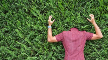 Frat Guy Passes Out Mid-Cunnilingus In Campus PD Bushes