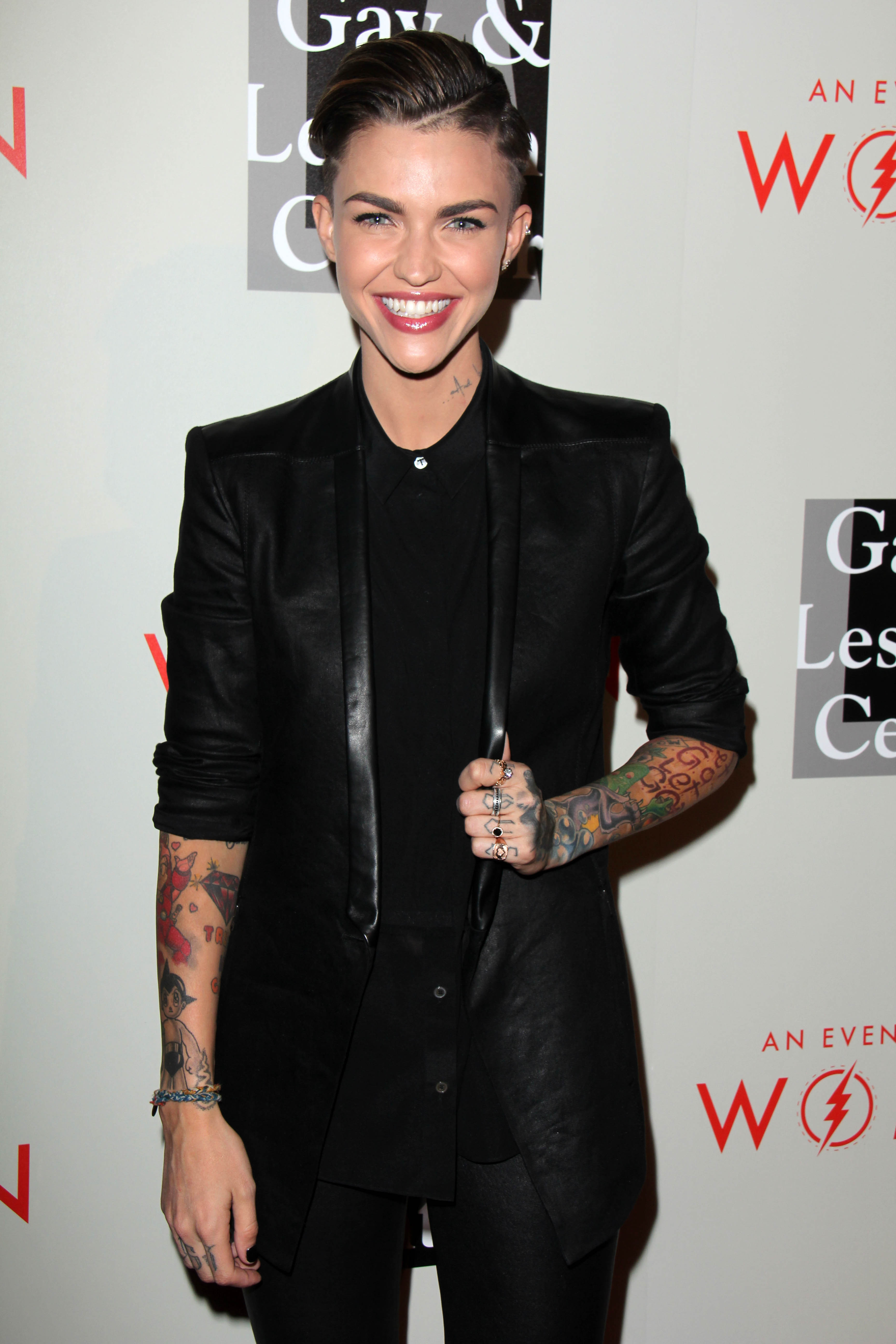 Ruby Rose Throws Tantrum At Restaurant In New Orleans