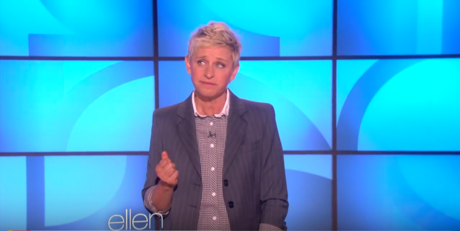 Most Dramatic Woman In The World Sues Ellen
