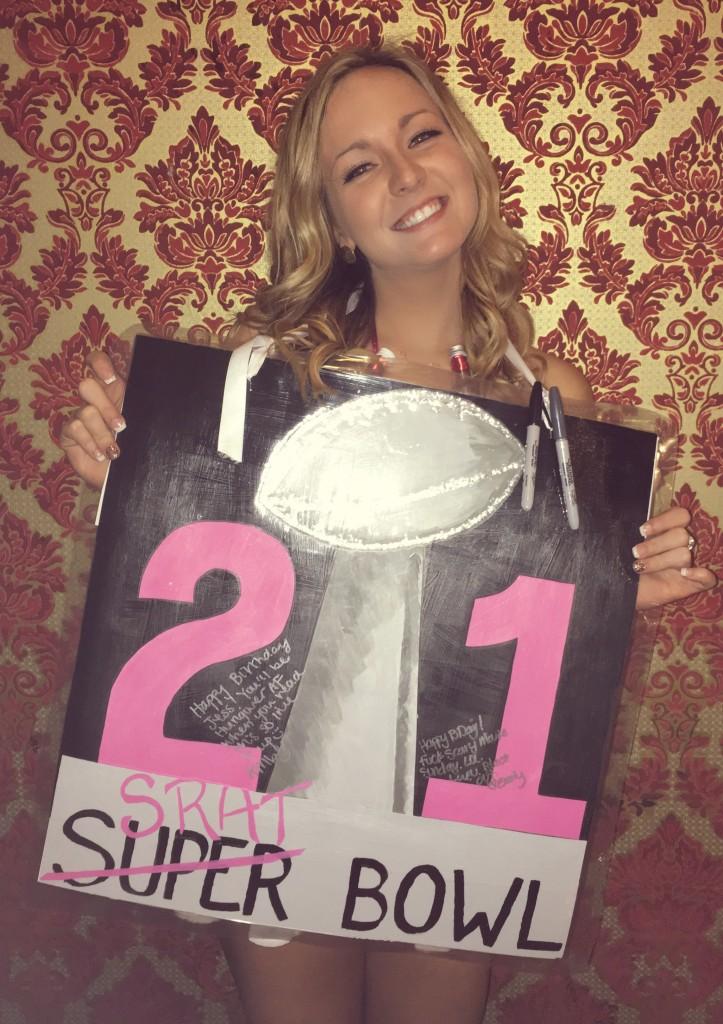 21 super bowl