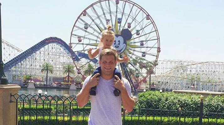 This 'DILFS Of Disneyland' Insta Account Is Painfully Hot