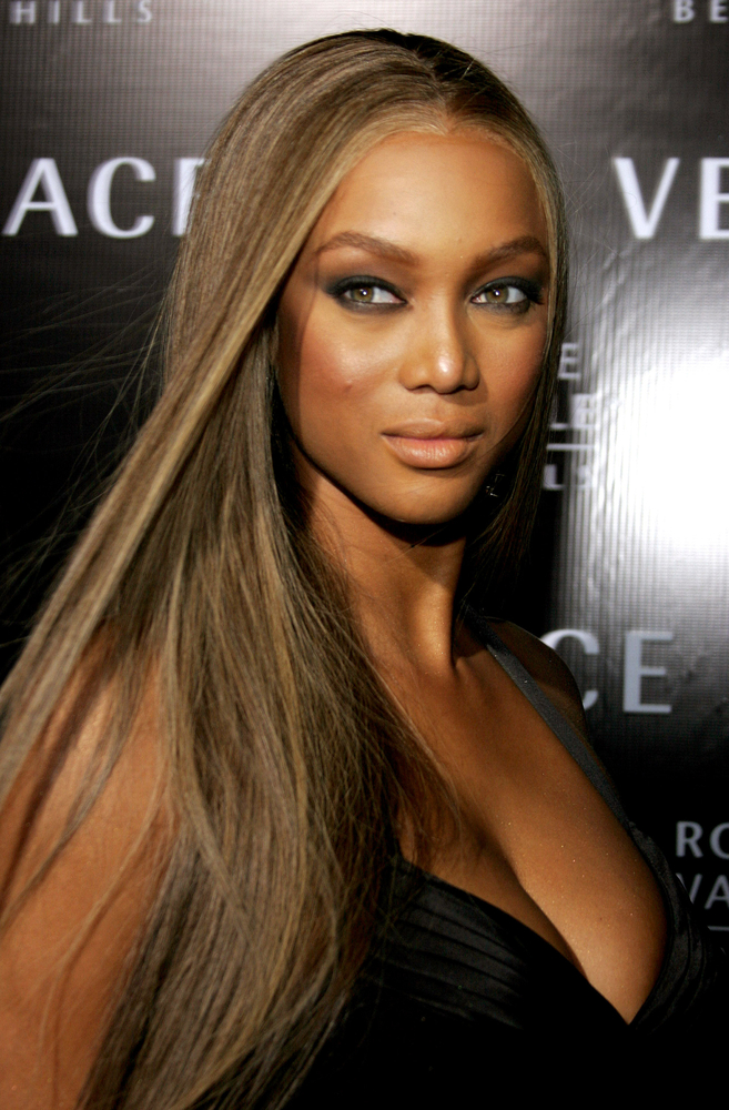 Tyra Banks Professor Stanford