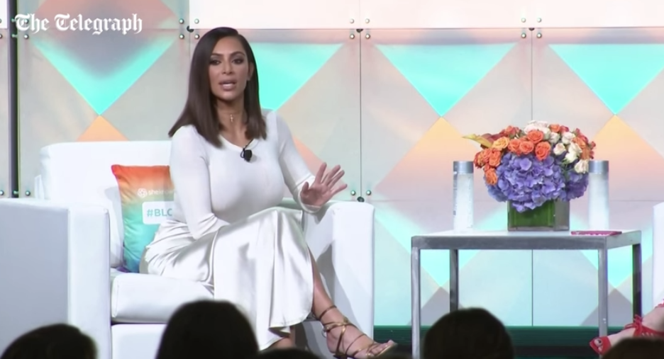 Kim Kardashian West Explains Why She's Not A Feminist