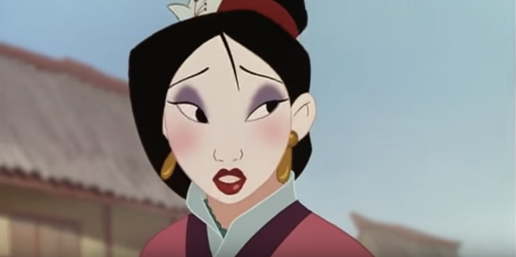 live action remake mulan