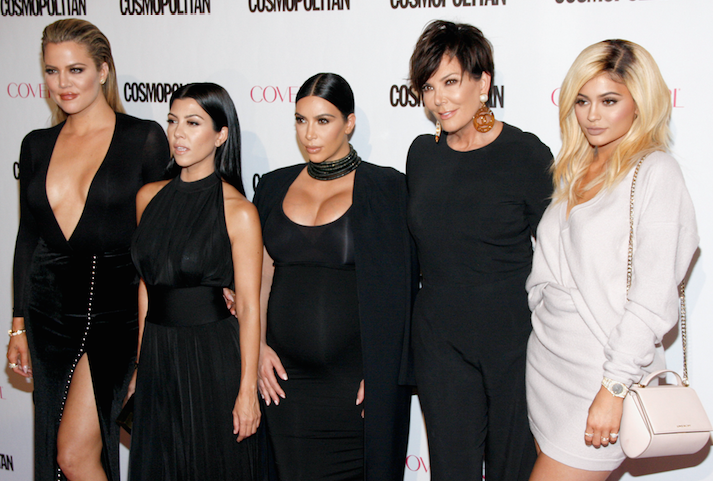 The Jennner Kardashian Sisters