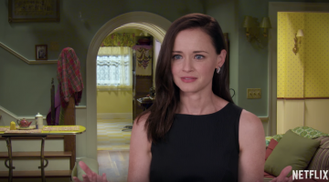 gilmore girls behind the scenes teaser trailer