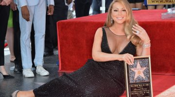 Mariah Carey DNGAF About This Pretty Obvious Photoshop