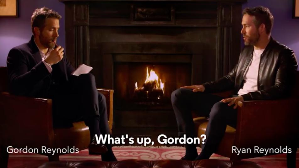 Ryan Reynolds' Twin Brother Calls Him A C*nt