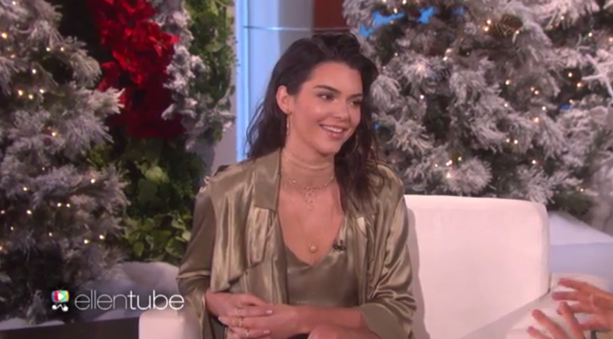 Kendall Jenner Explains To Ellen Why She Deleted Instagram, So We Can All STFU About It