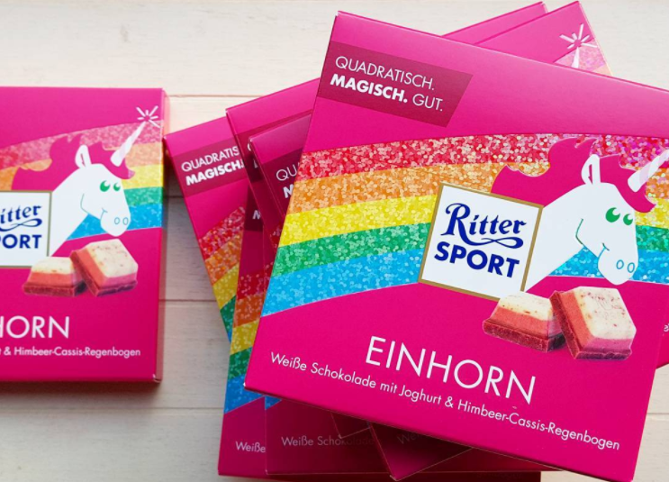 Unicorn Chocolate Makes Us Question Whether White Girls Know There's No Such Thing As Unicorns