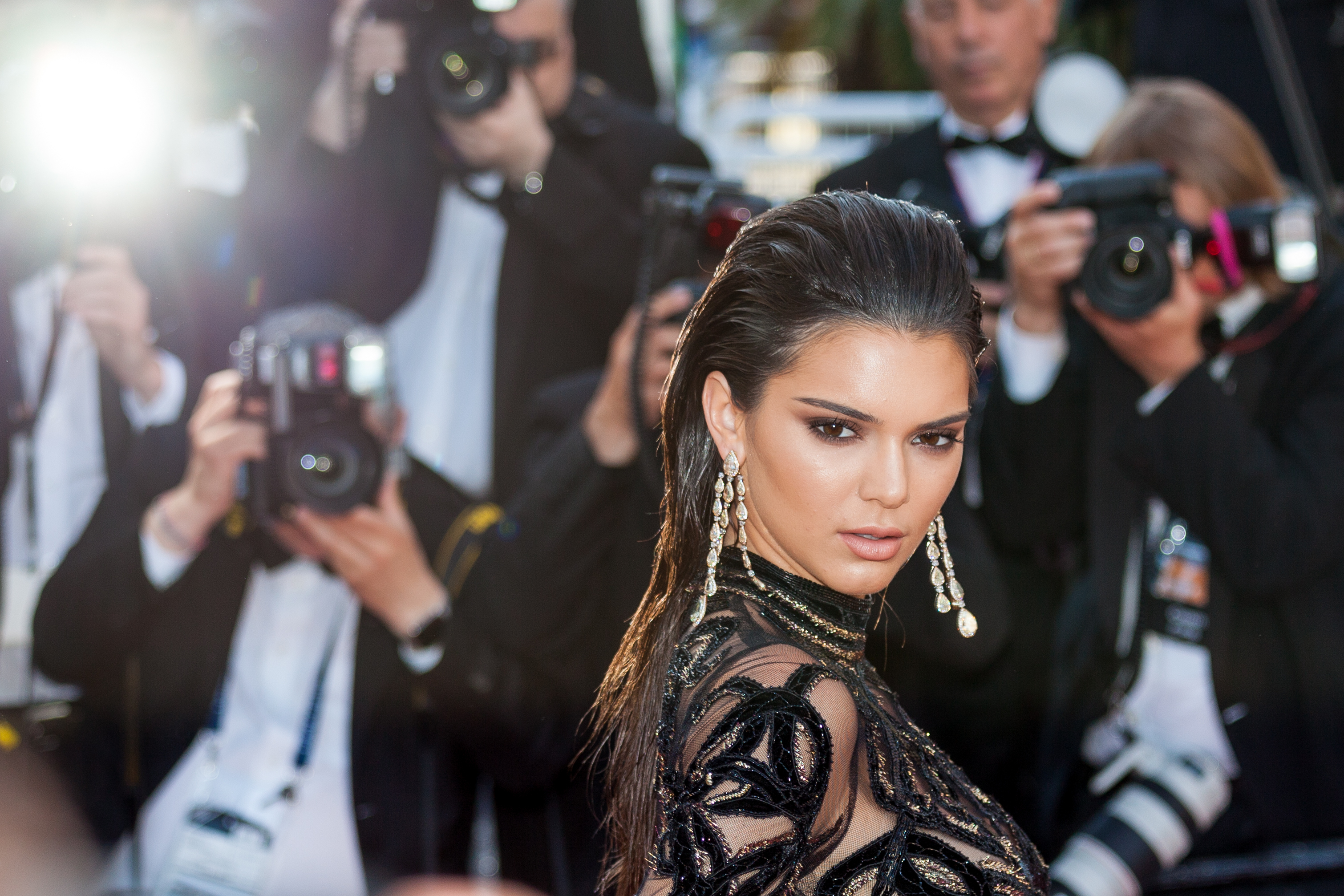 Kendall Jenner Claims She Was Boring In High School