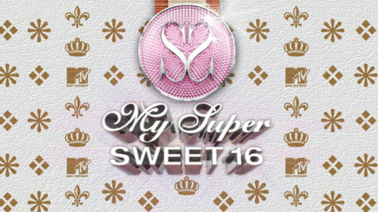 """MTV To Reprise """"My Super Sweet 16"""""""