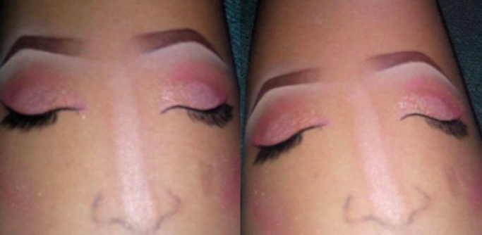 Why TF Are People Applying False Lashes To Their Thighs?