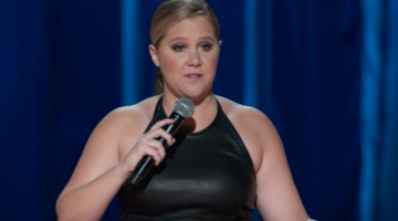 Amy Schumer Wears Weird Leather Outfit And Continues To Talk About Her Vagina In New Netflix Special