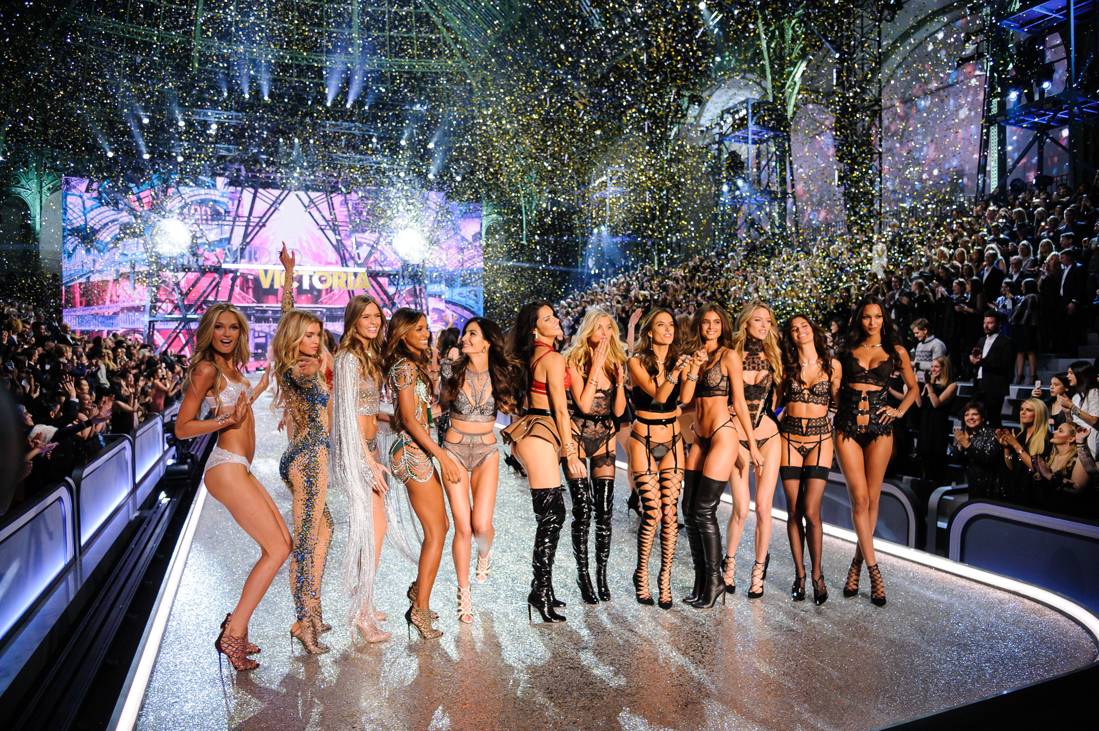 The Victoria's Secret Fashion Show Museum Is Perfect For People Who Want To Seem Cultured, But Mostly Just Care About Celebrities