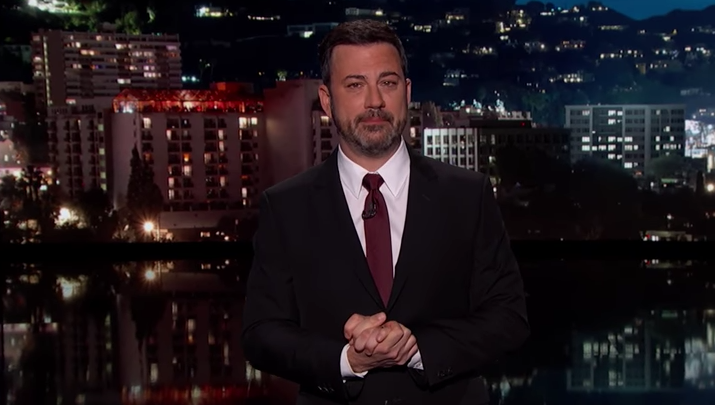 Jimmy Kimmel Completely Breaks Down Talking About His Newborn Son's Heart Disease