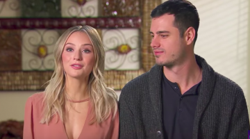 The Bachelor's Ben And Lauren Call It Quits