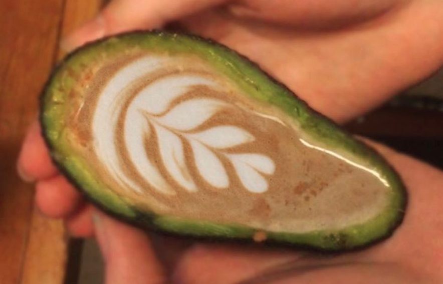 Avocado Lattes Prove Basics Actually Run The World