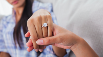 My Boyfriend Fake Proposed To Me And Now I Have To Kill Him