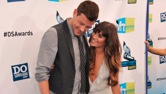 Lea Michele's Memorial To Cory Monteith Is Going To Ruin Your Weekend