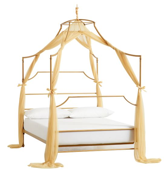 Gold bed PBTeen