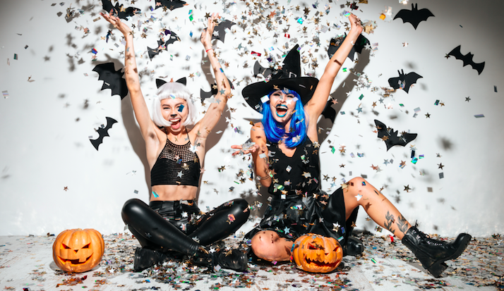 32 Ways You Absolutely Embarrassed Yourself This Halloween