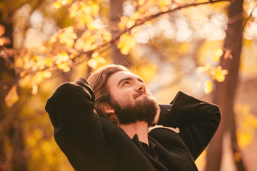 It's Sacrilegious For Men To Shave Their Beards During The Autumn Months