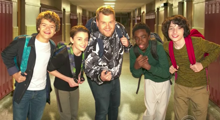 "The ""Stranger Things"" Boys Formed A Band And I'm Maybe In Love? (Video)"