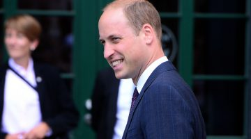 Prince William Shaved His Head And I Think I'm Here For It