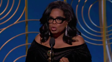 After Amazing Golden Globes Speech, Oprah May Actually Be The Next President